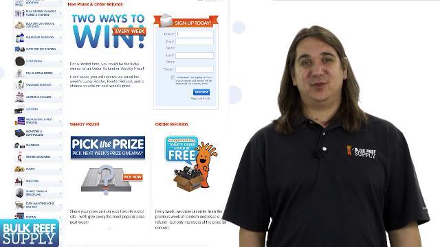 New Prize System @BRS