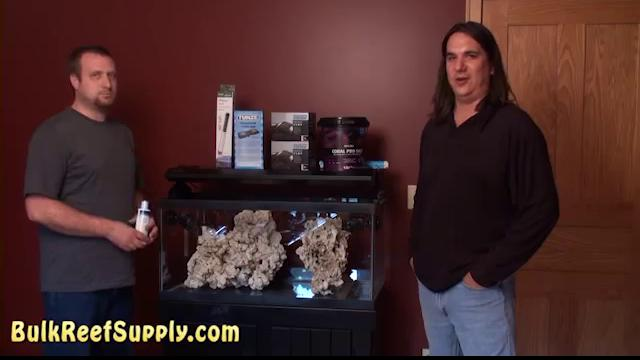 How to Setup a Saltwater Tank EP-1