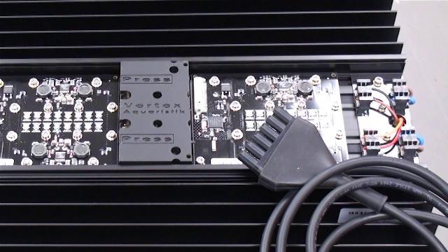 Vertex Illumina Aux Module Installation