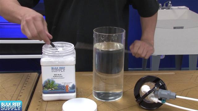Calcium, Alkalinity & Trace Elements: EP 3 Using Kalkwasser