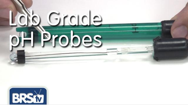 BRS Lab Grade ph Probes
