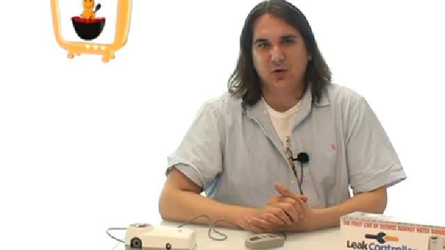 RO/DI Leak Detector/Controller Demo