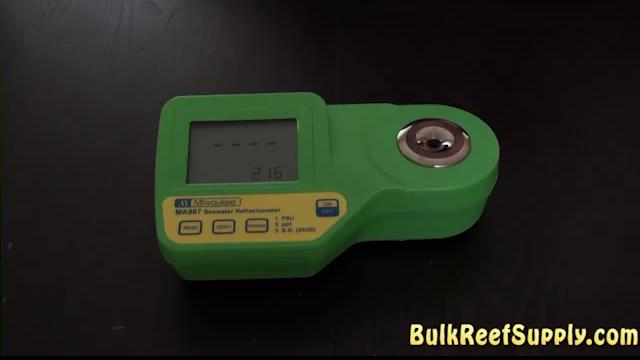 Milwaukee Digital Refractometer