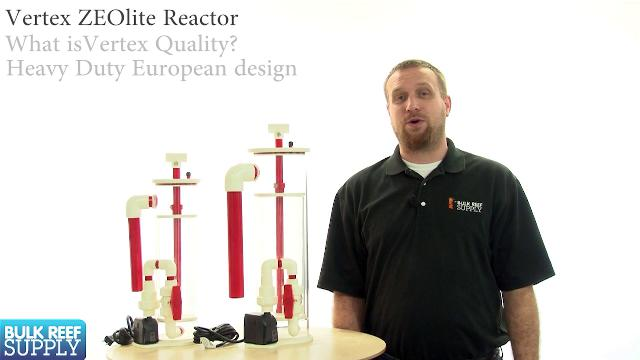 Review of Vertex RX-Z ZEOvit Reactors